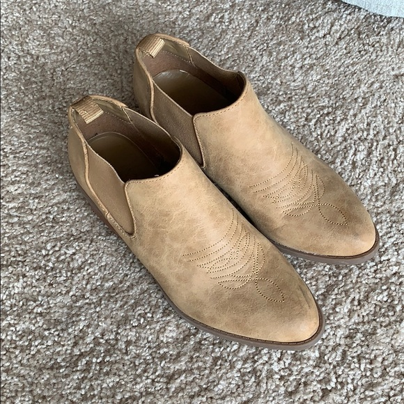 American Eagle Outfitters Shoes - American Eagle Short Western Bootie
